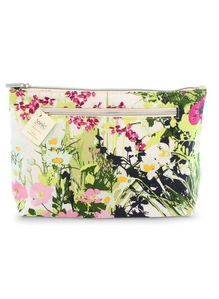 Tonic Tonic Large Cosmetic Bag Dawn Meadow