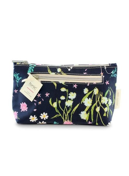Tonic Tonic Small Cosmetic Bag Whimsy Ink