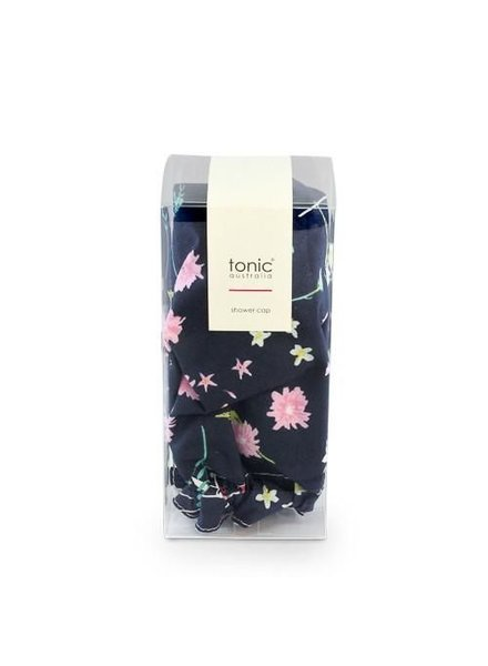 Tonic Tonic Shower Cap Whimsy Ink