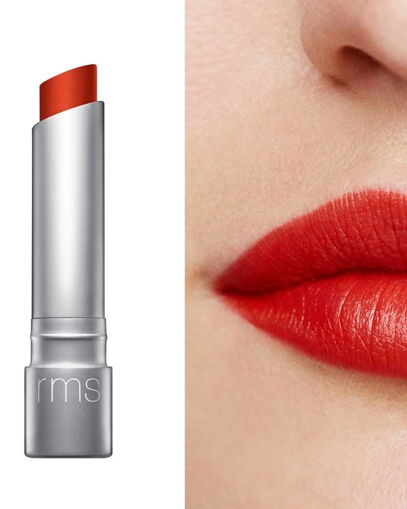 RMS RMS Wild With Desire Lipstick RMS Red