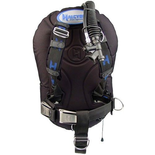 Halcyon halcyon infinity 30 lb bc dive system stainless - Dive system shop ...