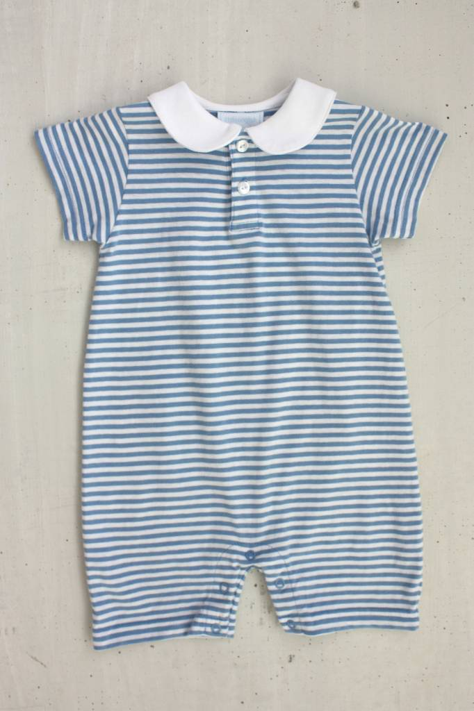 Little English Peter Pan Romper