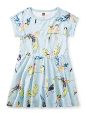 Tea Collection Lorikeet Skirted Dress