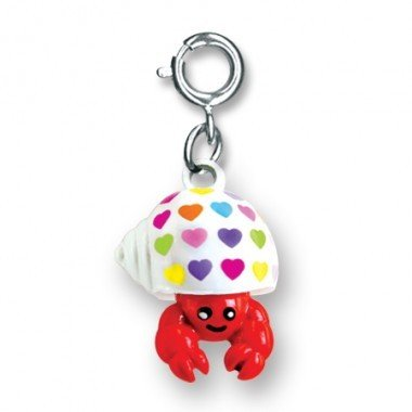 CHARM-IT Hearmit Crab Charm