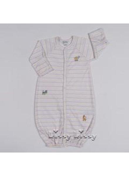 KISSY KISSY Born To Run Baby Boys Converter Gown