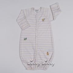 KISSY KISSY Born To Run Baby Boys Converter Gown