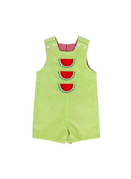 Bailey Boys Watermelon Reversible John John Toddler