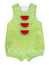 Bailey Boys Watermelon Short Bubble