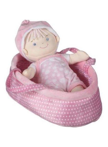 GANZ BASSINET BABY 12 inch