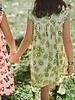 Tea Collection Kiwi Mighty Mini Dress 7M12331-061