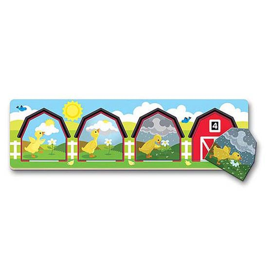 MELISSA & DOUG Farm Sequencing Storytelling Set