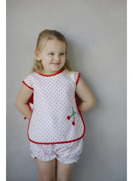 Little English Libby Cherry Bloomer Set