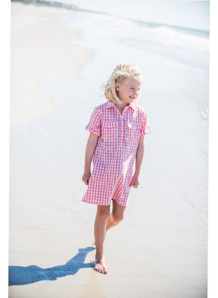 PRODOH Gingham Dress