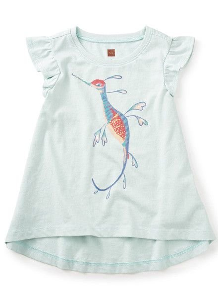 Tea Collection Sea Dragon Twirl Top