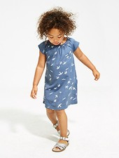 Tea Collection Kookaburra Flutter Dress