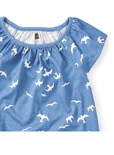 Tea Collection Kookaburra Flutter Dress 7S12300-A29