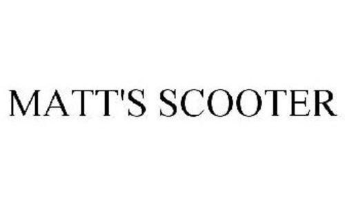 MATT'S SCOOTER