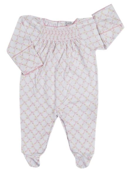 KISSY KISSY Fairy Tale Princess Footie with Smock