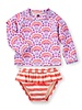 Tea Collection Sea Fan Baby Swim Set