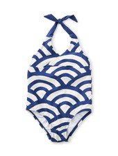 Tea Collection Tidal Halter One Piece