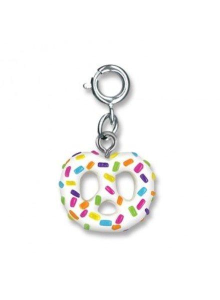 CHARM-IT Sprinkles Pretzel Charm