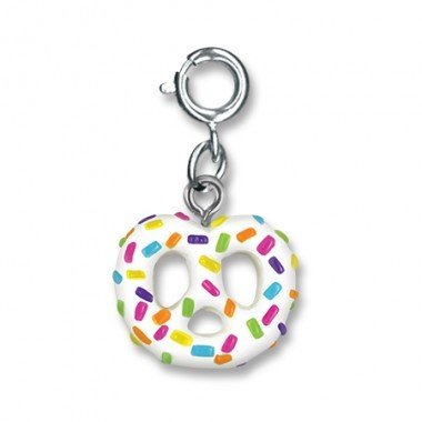 CHARM-IT Sprinkles Pretzel Charm