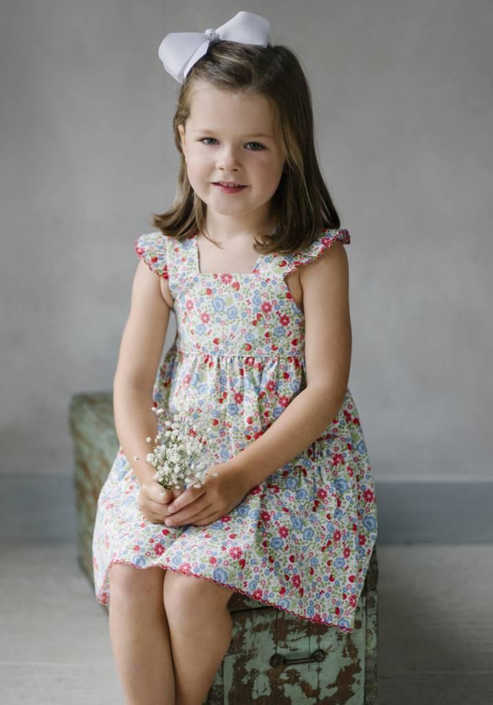 Little English Lizzy D Sundress
