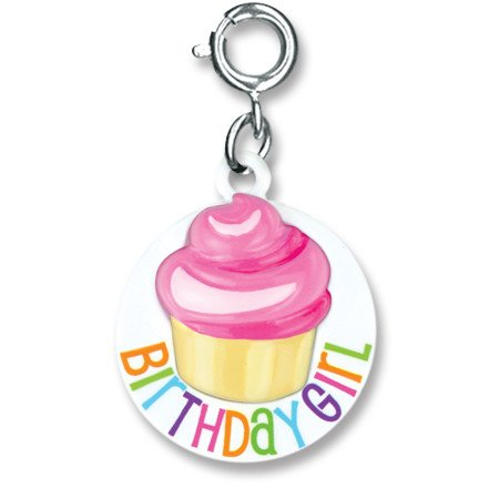 CHARM-IT Birthday Girl Charm