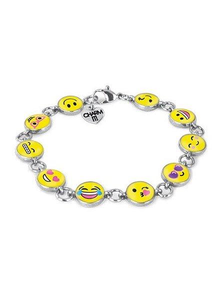 CHARM-IT Emoji Bracelet