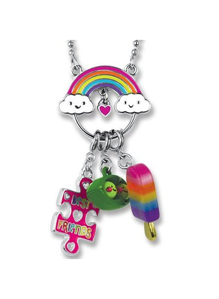 CHARM-IT Rainbow Charm Catcher Necklace