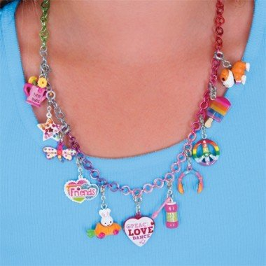 CHARM-IT Rainbow Chain Necklace