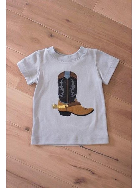 WALLY AND WILLIE Boot Scootin Tee
