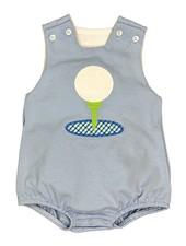 Bailey Boys Golf Knit Bubble