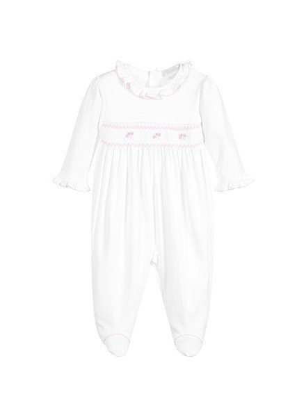 KISSY KISSY CLB Summer Footie with Ruffle