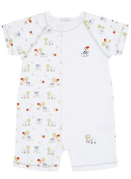 KISSY KISSY Barnyard Bunch Short Playsuit