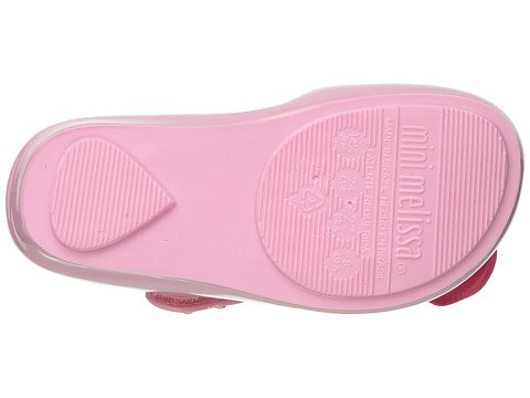 Mini Melissa Ultrgirl Beauty and the Beast Mary Jane Flat