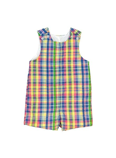 Bailey Boys Pastel Plaid Jon Jon