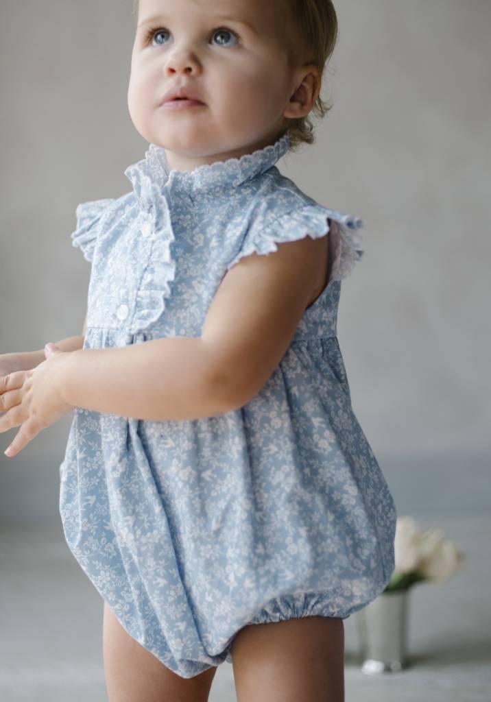 Little English Natalie Birdie Bubble
