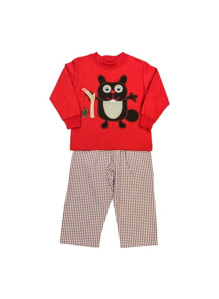Bailey Boys Beaver Pants Sets