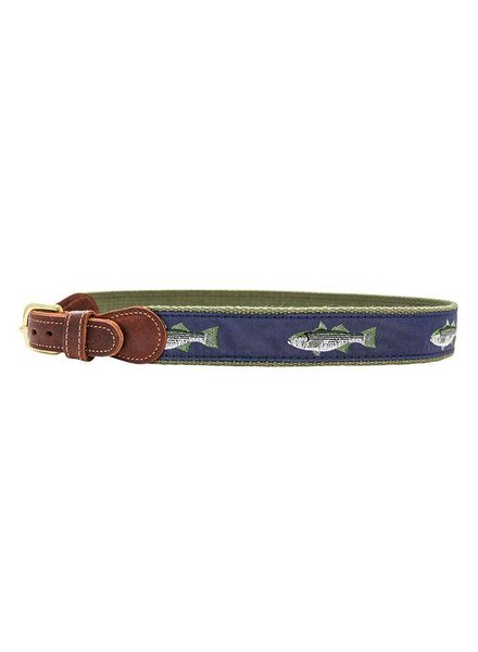 J BAILEY Striped Bass Belt