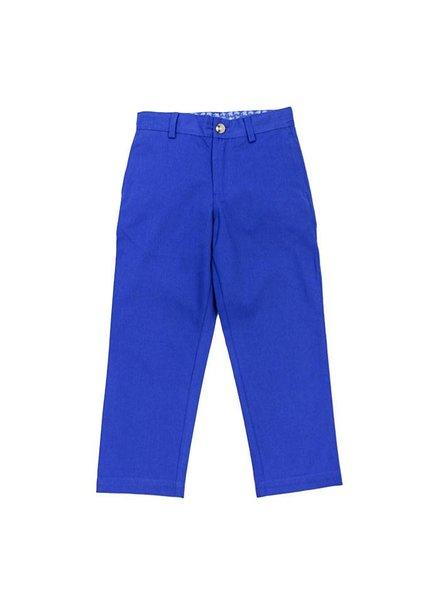 Bailey Boys Twill Pant Marine Blue