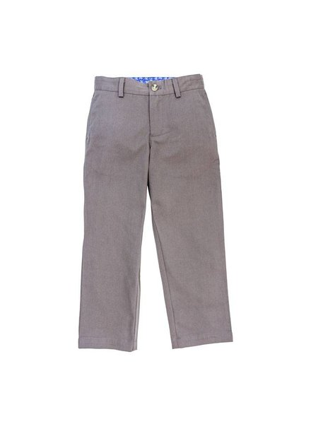 J BAILEY Putty Twill Pant