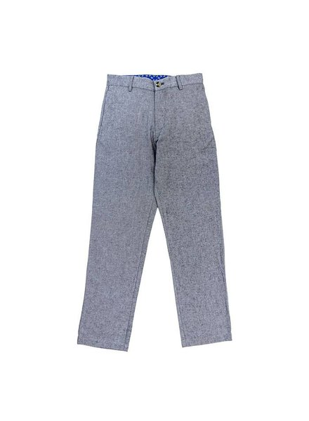 J BAILEY Grey Flannel Pant