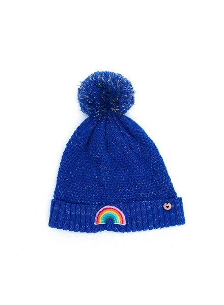 Mim-Pi Unicorn Pom Pom Hat