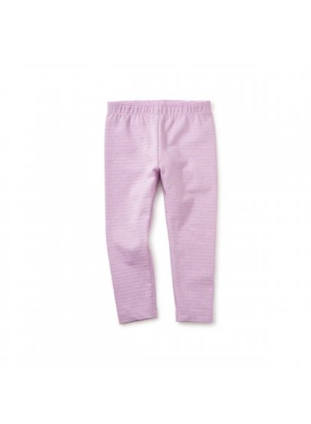 Tea Collection Sparkle Stripe Baby Leggings Lilac (607)