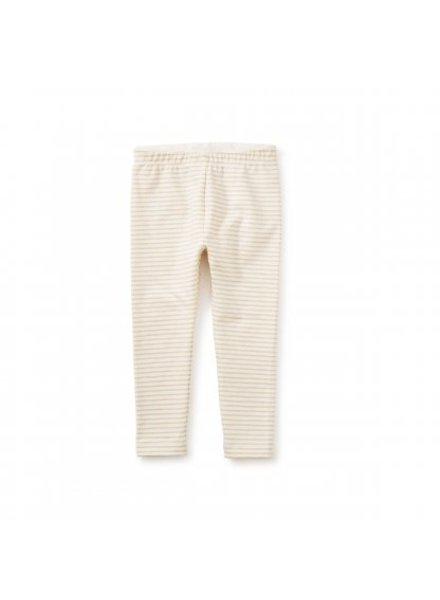Tea Collection Sparkle Stripe Leggings Chalk (061)