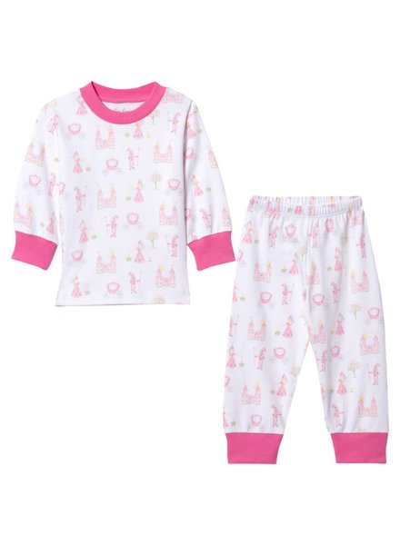 KISSY KISSY Enchanted Princess Print Pajamas