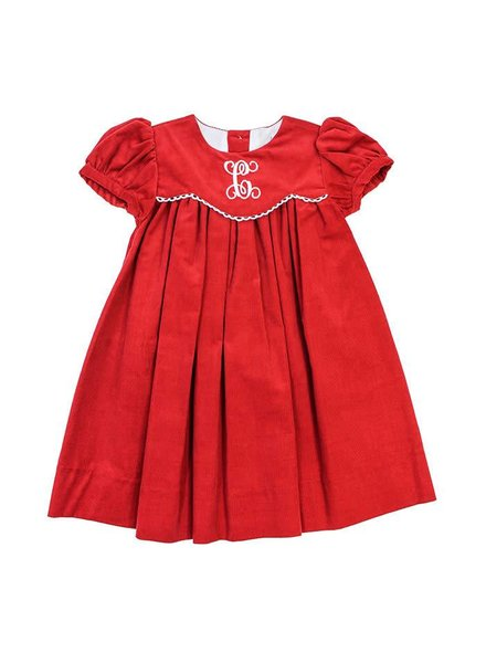 Bailey Boys Red Cord Float Dress