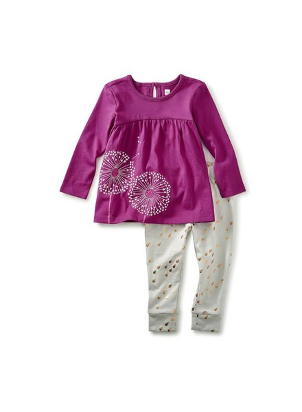 Tea Collection Wish Baby Outfit
