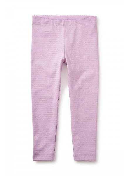 Tea Collection Sparkle Stripe Baby Leggings Lilac (607)
